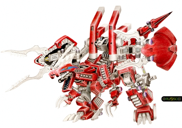 Transformers by RUSSO